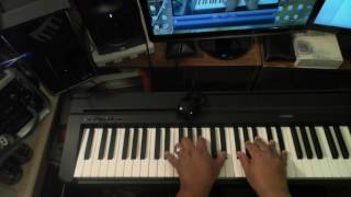 They Don't Know (by Jon B) - Piano Tutorial