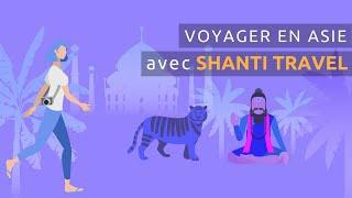 Shanti Travel SAS - PARIS