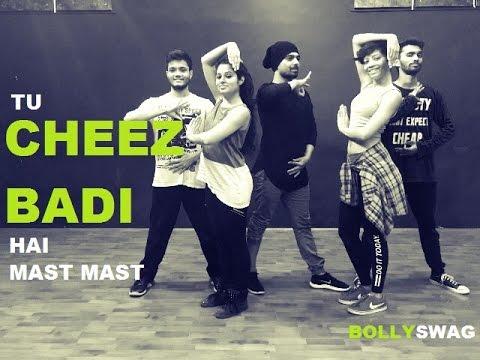 Cheez Badi 👌👌 | Machine | DancePeople | Bollyswag | KiranJ