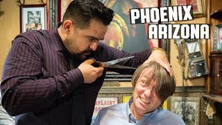 💈 Back With Americas Most Polite Barber For A Haircut & Face Massage | Matts Barber Parlor