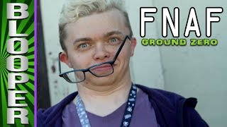 BLOOPERS from FNAF: Ground Zero