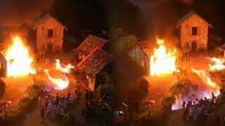 Video Detik-detik 31 Aktor Alami Luka Bakar saat Adegan Syuting Kebakaran