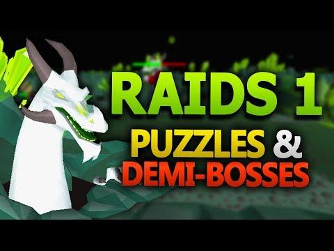 How to SCOUT RAIDS (THE EASY WAY) [OSRS] - смотреть онлайн