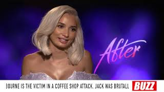 Pia Mia talks 'Better Love' and acting at the 'After' Press Junket