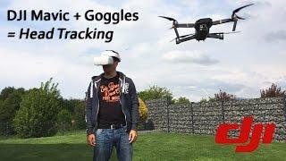 Dji Goggles im Praxistest - die Flugmodi und Headtracking (Dji Mavic Pro)