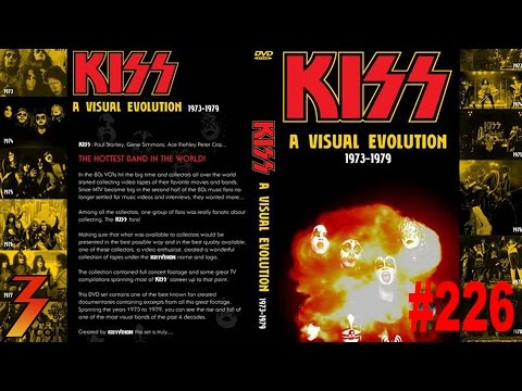 Ep. 226 The Story Behind KISSVISION and The Visual Evolution video with Guest Dave Streicher