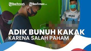Adik Bunuh Kakak Kandung karena Salah Paham, Polisi: Diduga Korban 'Menganggu' Istri Tersangka