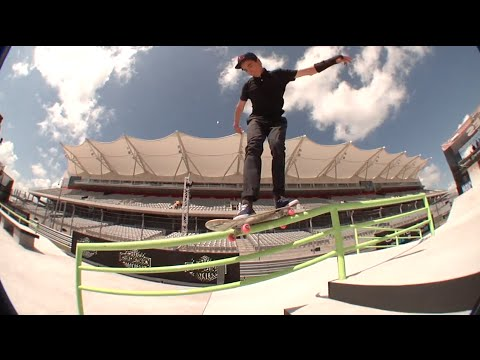 X Games 2015 Am Street Practice - TransWorld SKATEboarding