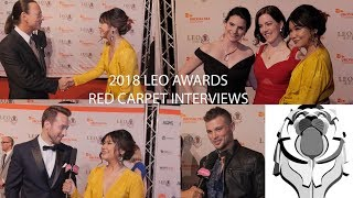2018 LEO Awards Red Carpet Features