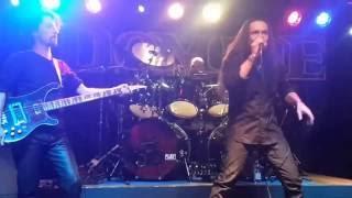 Domine - The Bearer of The Black Sword - live Midian(CR) 10/12/16