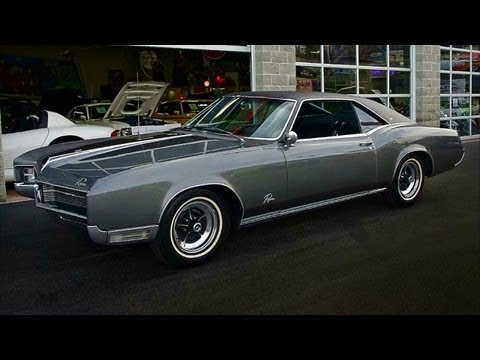 1967 Buick Riviera 430 Wildcat Quick Look