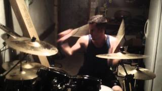 """""""What Are You Waiting For"""" by Disturbed Drum Cover"""