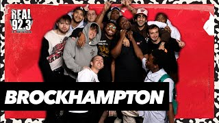 Brockhampton talks 'GINGER', Kevin Abstract's Sexuality, Dominic Fike + More