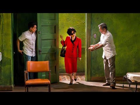 Felix Starro- Off Broadway musical. All Arts interview