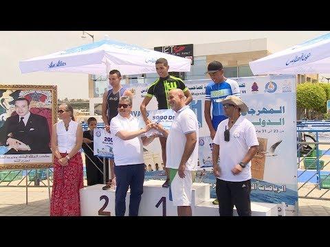 العرب اليوم - شاهد:الرباط تستضيف المحطة الأولى للجائزة الوطنية الكبرى للترياتلون