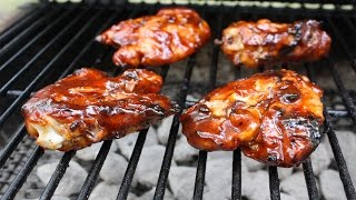 Tennessee Fire BBQ Chicken - GRILLING