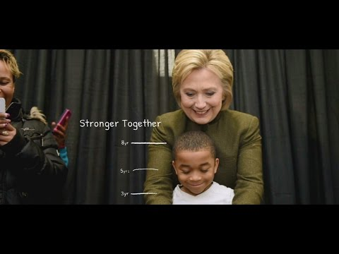 Hillary Clinton Commercial (2016 - 2017) (Television Commercial)
