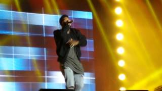 Chris Brown & Omarion - Post to Be live The Hague Vestival Malieveld 1-8-2015