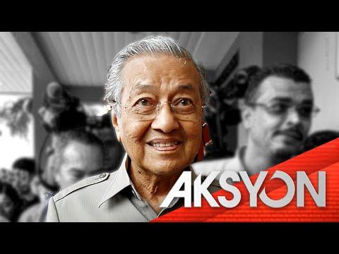 [News5]  Mahathir Mohamad, nagbitiw bilang Malaysian PM