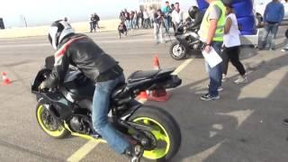 Мотогонки Moto drag racing 2016