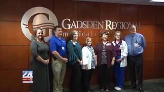 Gadsden Regional Celebrates World Stroke Day