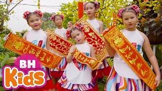 Xúc Xắc Xúc Xẻ ♫ Quý Dương & Bigbaby ♫ LK Nhạc Thiếu Nhi Chúc Tết Vui Nhộn 2019