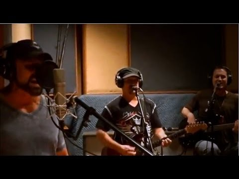 """If You're Gonna Leave"" - In studio with the Soul Circus Cowboys"