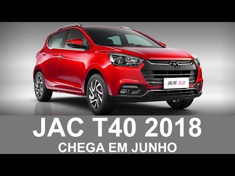 Novo JAC T40