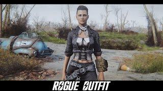 TES V - Skyrim Mods: UNP Rogue Armor HD - Самые лучшие видео