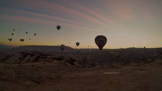 Mañanas en Capadocia