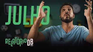 RELATÓRIO DB - JULHO 2020