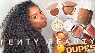 Fenty Beauty Dupes They Don't Want You To Know About *save Your Coins Sis*