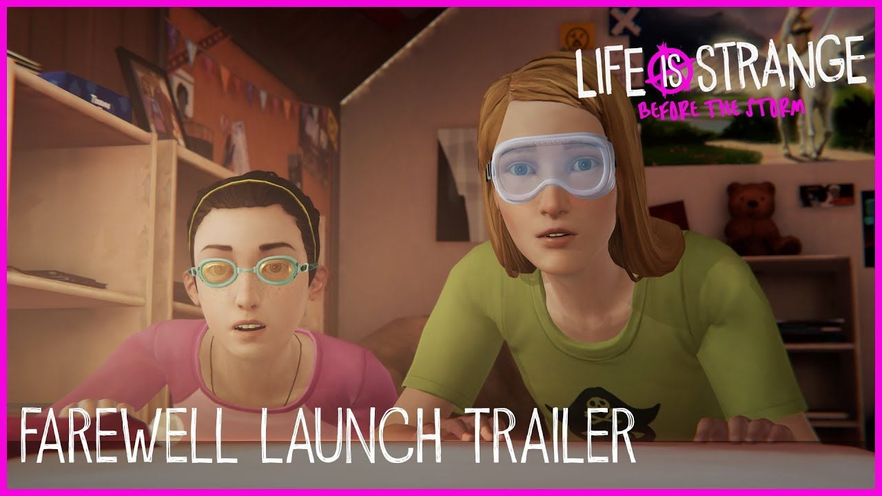 Video Life is Strange: Before The Storm