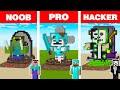 Minecraft NOOB vs PRO vs HACKER BURIED