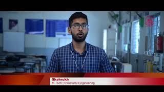 M. Tech. in Structural & Construction Engineering