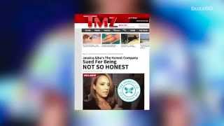 Jessica Alba's The Honest Company sued for $5 million