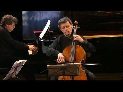 שוברט- פרק שני  מהשלישייה לפסנתר, כינור וצ'לו אופ. 100