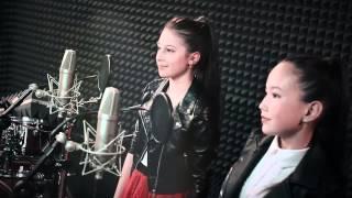 "Алина Сидорова и Дарья Ким, песня Сестер Толмачевых  ""Shine"""