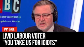 """Livid Labour voter tears into Barry Gardiner over Brexit: """"You take us for idiots"""""""