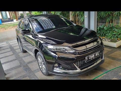 Фото к видео: In Depth Tour Toyota Harrier XU60 (2017) - Indonesia