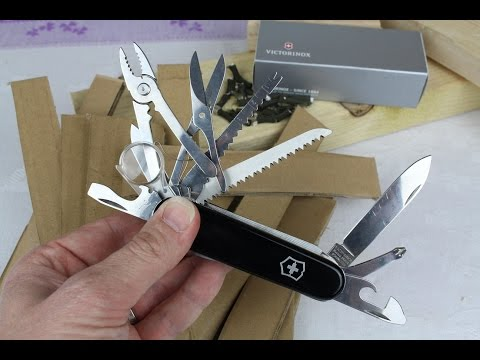 VICTORINOX Swiss Champ *REVIEW*