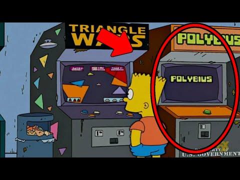 El Significado Del Videojuego Maldito Polybius En Los Simpsons