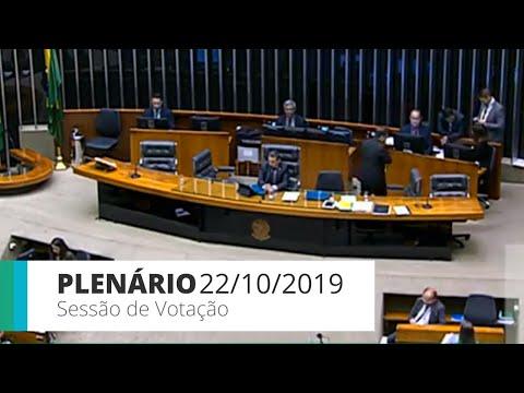 Plenário - PDL 523/2019 - Acordo sobre base de Alcântara - 22/10/2019 - 13:00*