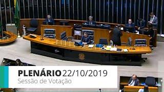 Plenário - Sessão para a votação de propostas legislativas -