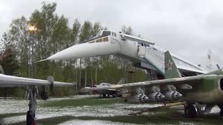 Снежный ДОД, Музей ВВС в Монино, 8-9 мая 2017