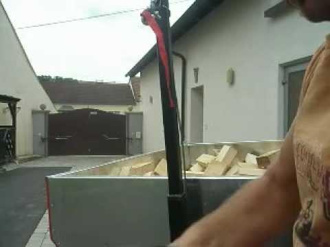 "Atv Anhänger zum Kippen  ""Marke eigenbau"""