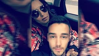 Liam Payne Cuddles Up With Cheryl In New Romantic Selfie!