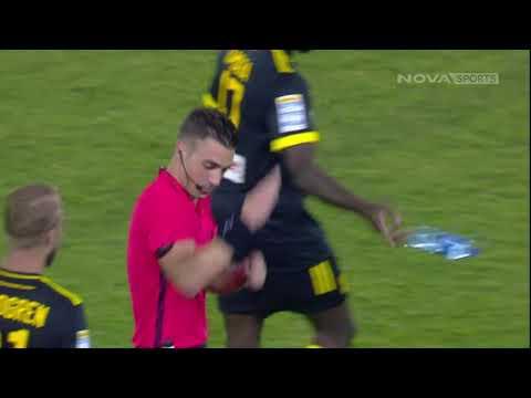 Highlights trận đấu giữa Atromitos và Aris