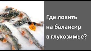Рыбалка зимой на нижней волге