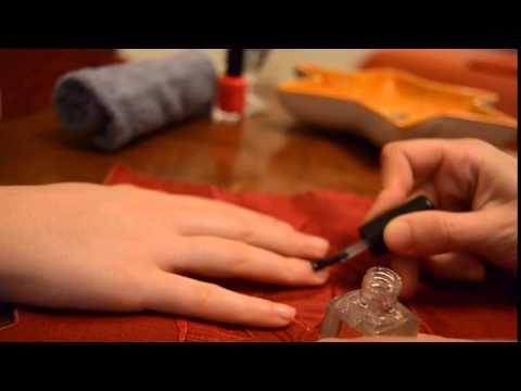 Generi di un fungo di unghie e trattamento